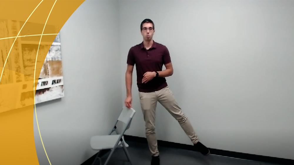 Troubles de l'équilibre - Exercices
