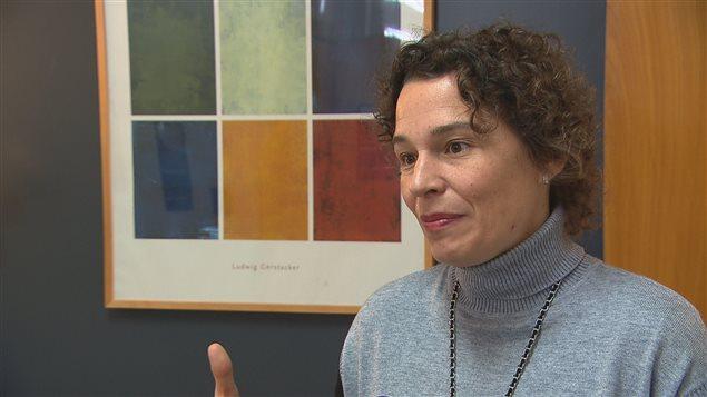 Marie-Christine Pinel sexologue et directrice générale de Unisexéducation